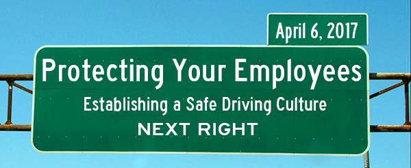 Establishing a Safe Driving Culture