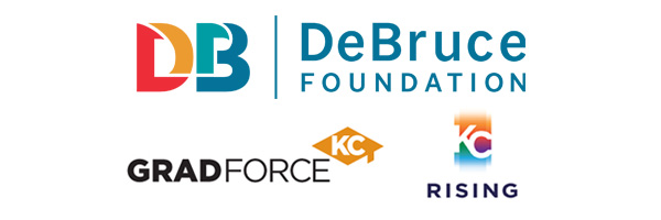 sponsored by GradForceKC, KC Rising and DeBruce Foundation